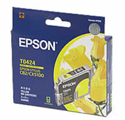 Mực in Epson T0424 Yellow Ink Cartridge