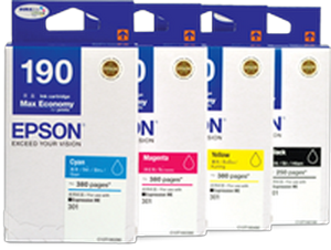 Mực in Epson T190 Yellow Ink Cartridge