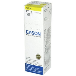 Mực in Epson T673400 Yellow Ink Cartridge (T673400)